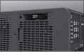 松下Panasonic 单芯片DLP投影机 PT-FDX40/操作灵活性