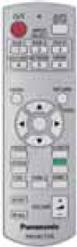 松下Panasonic 单芯片DLP投影机 PT-FDX40遥控