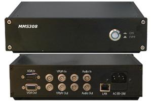高清VGA/分量录播系统