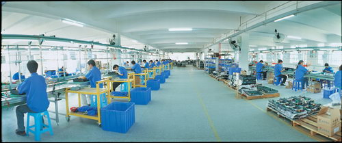 迪士普电子生产一厂