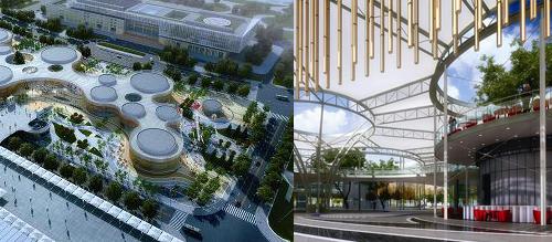 上海世博会航空馆