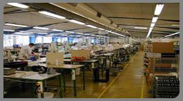 位于欧洲的生产中心
