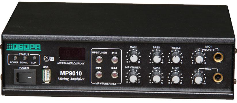 迪士普DSPPA带MP3/FM的mini功放MP9010产品图片