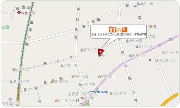 广州市纬志电子科技有限公司(纬志国际ITAV)联系办法——营销中心地图