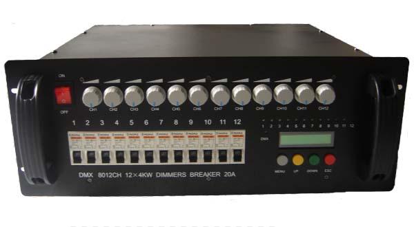 12路数字硅箱 GK009