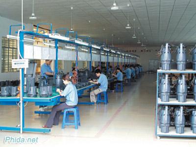 佛山市飛達影視器材有限公司(飛達PHIDA)概述——生產線