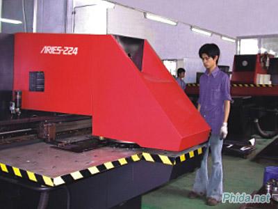 佛山市飛達影視器材有限公司(飛達PHIDA)概況——工廠