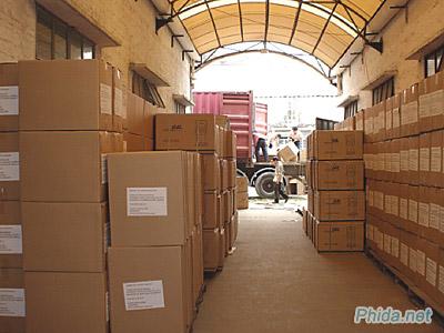 佛山市飛達影視器材有限公司(飛達PHIDA)簡介——倉庫