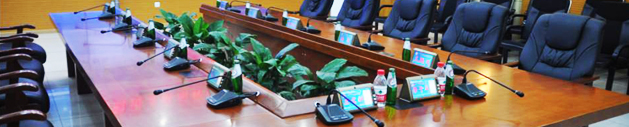 关于广州市隆浩智能科技有限公司(隆浩Meloarte )概况——会议室
