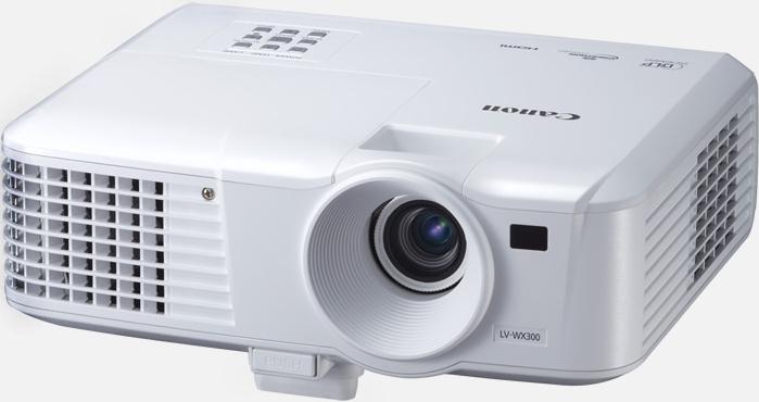 佳能Canon  便携型投影机 LV-S300产品照片