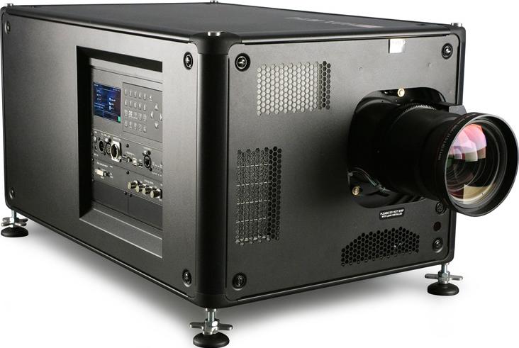 巴可BARCO  三芯片 DLP 投影机 HDX-W18产品照片