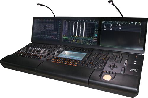 HDL 智能灯光控制台 HDL-GR2015 I 产品照片