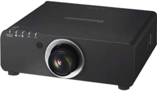 松下Panasonic 单芯片DLP投影机PT-FDW83产品图片