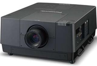 松下Panasonic LCD工程投影机 PT-SLX16K产品照片