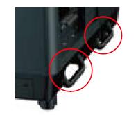 松下Panasonic LCD工程投影机 PT-SLX16K把手