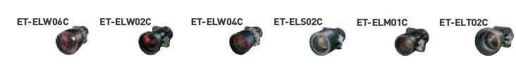 松下Panasonic LCD工程投影机 变焦镜头