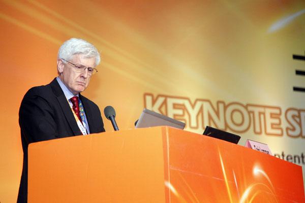 CCBN2014主题报告会成功召开——由CableLabs COO Chris Lammers先生发表题为《市场竞争下的有线行业技术发展趋势》的演讲