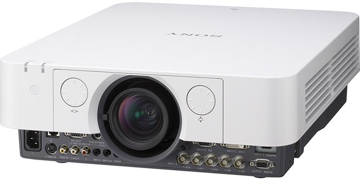 索尼SONY 工程系列投影机 VPL-F700XL产品照片