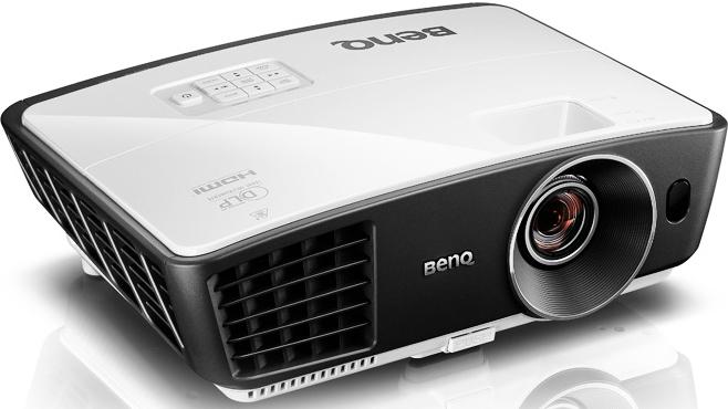 明基BenQ  高清家用投影机 W750产品照片