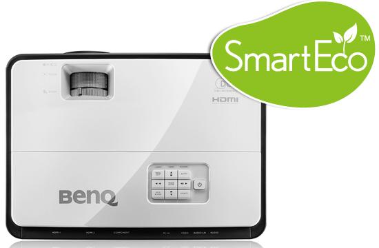 明基BenQ  高清家用投影机 W750产品性能