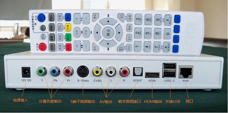 光大视讯监狱数字电视教育系统解决方案