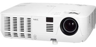 NEC 便携商务投影机  V311X+产品图片