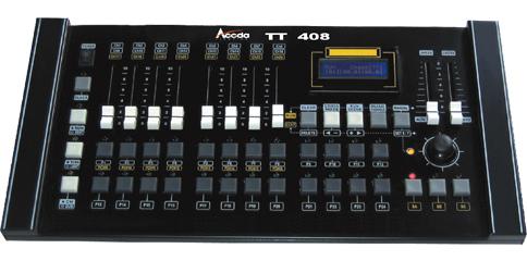 艾科达Aceda 512电脑灯控台 TT408产品图片
