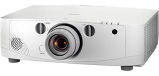 NEC 高端工程液晶投影机 PA600X+产品图片