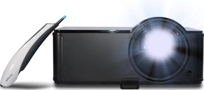 富可视InFocus  便携式互动超短焦投影机  IN3926产品照片