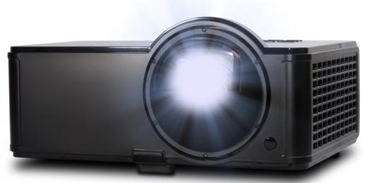 富可视InFocus  便携式互动超短焦投影机 IN3926使用方法