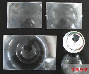 宇影光学 投影机用菲涅尔透镜产品图片