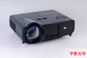 宇影光学 投影机用菲涅尔透镜产品应用