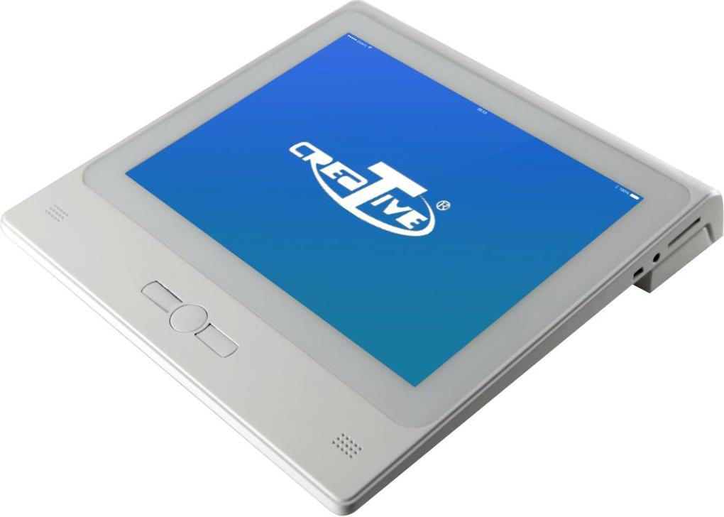 捷控CREATIVE  安卓系统9.7寸无线/有线真彩触摸屏 AS-I产品图片