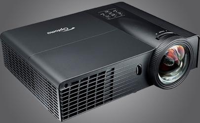 奥图码Optoma 短焦投影机 T762ST产品照片