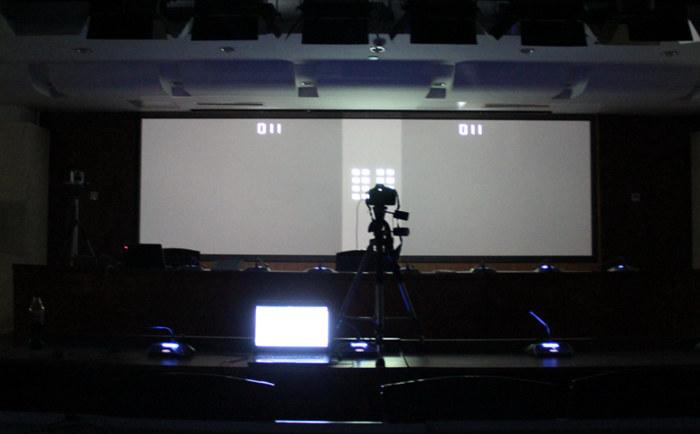 图为相机自动调试技术