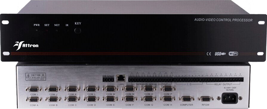 艾特創AVITTRON  可編程中央控制系統  AT-AV3產品照片