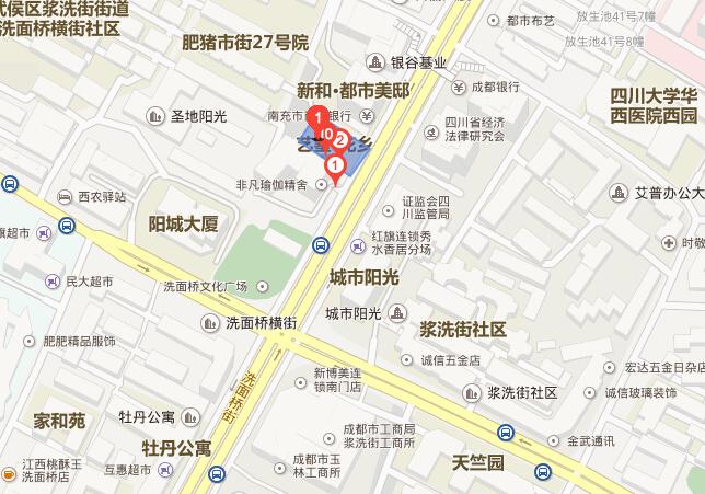成都艾瑞思科技有限公司 (艾瑞思Iris)联系方式方法——地址地图