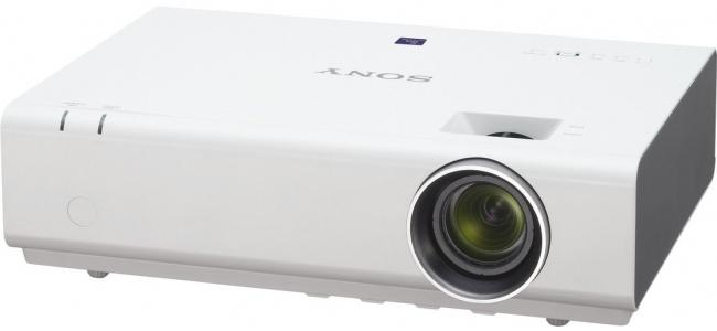 索尼SONY 带无线连接的 3,300 流明 XGA 便携式投影机 VPL-EX253产品照片