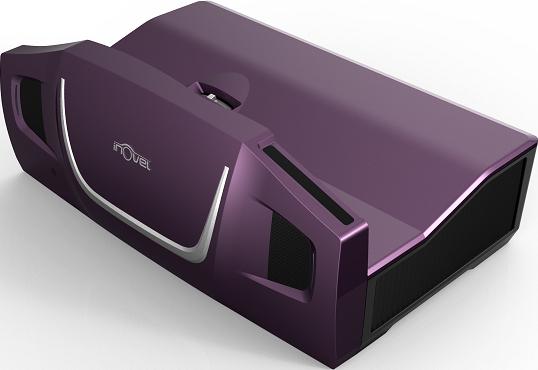 艾洛维inovel 家用激光无屏电视投影机 VH400+产品照片