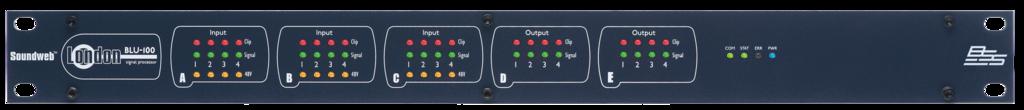 BSS   数字音频处理器  BLU-100产品照片