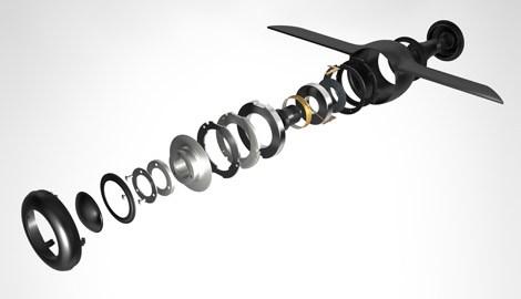 Bowers-Wilkins(B&W) CI 800系列特有技术——碳纤维环高音单元