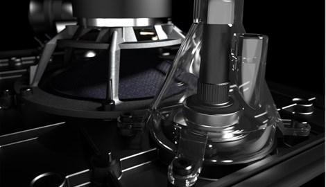 Bowers-Wilkins(B&W) CI 800系列专利技术——鹦鹉螺导管式设计