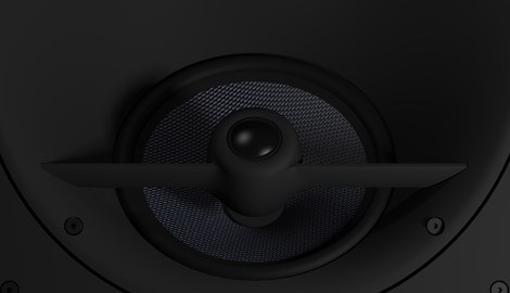 Bowers-Wilkins(B&W) CI 800系列性能特征——清晰的中音