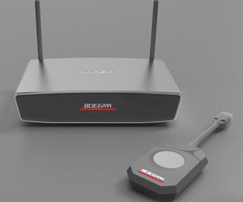 宝疆BOEGAM  一键联-无线联·享系统  ESHOW产品照片