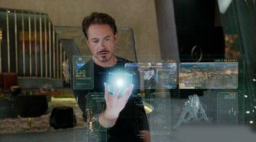 以《钢铁侠》为例,GQY视讯讲解什么是AR