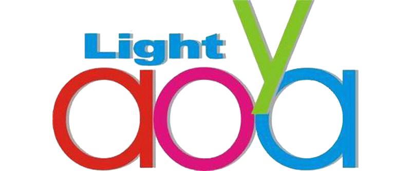 广州奥雅舞台灯光设备有限公司(奥雅AOYA)概况——奥雅AOYA产品品牌商标LOGO标志