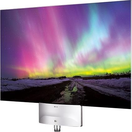 双面平面OLED标牌显示器55EH5C