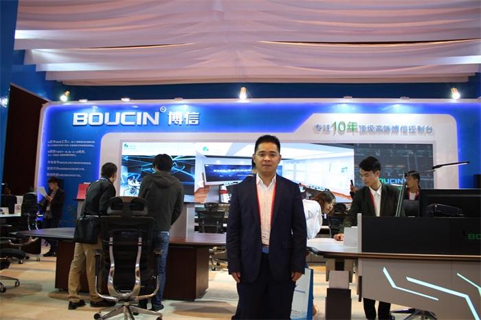 IFC 2017:专访博信总经理郭海山先生
