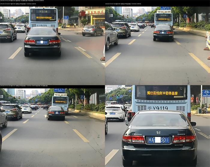 大华智能交通车载摄像机  助力城市公交畅行
