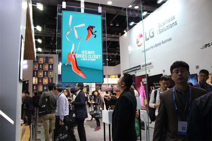 LG全线商显产品打造IFC 2017极致视觉体验——专访LG技术总监刘家裕先生